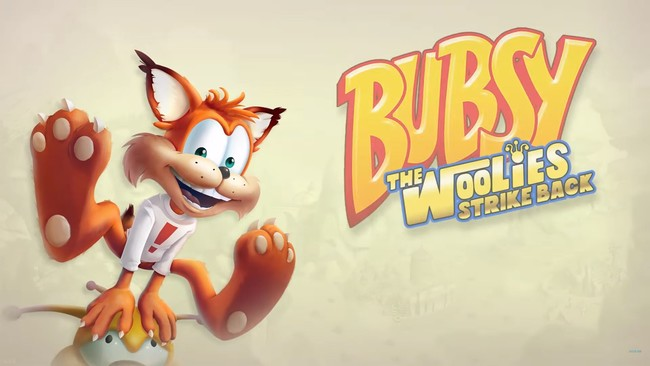 Bubsy The Woolies Strike Back