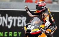 MotoGP Francia 2011: primera victoria de Marc Márquez para recordarnos su talento