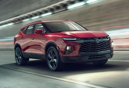 Chevrolet Blazer 2019 Precios Versiones Y Equipamiento
