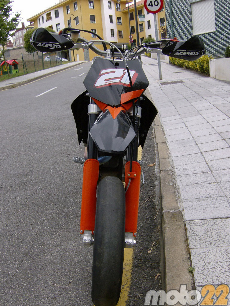 Foto de KTM 450smr 2008 (2/8)