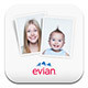 Evian app