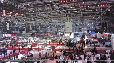 Salón de Ginebra 2013, una vuelta rápida con muchos detalles