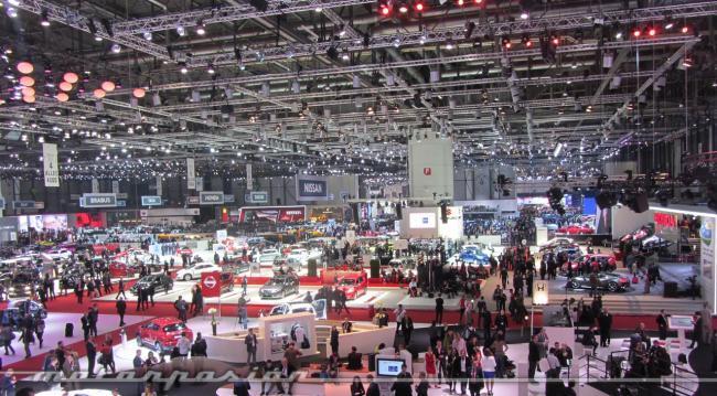 Salón de Ginebra 2013