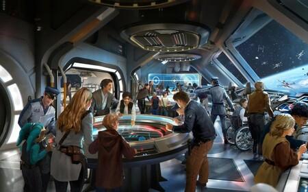 Star Wars Galactic Starcruiser Abre 0 0 1200 747