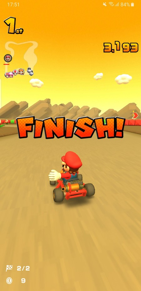 Mario Kart Tour Beta Android Capturas Pantalla 3