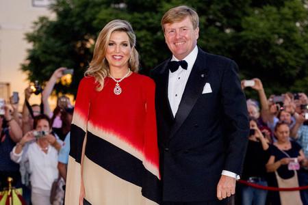 Este es posiblemente uno de los vestidos más bonitos y elegantes que un miembro de la Monarquía haya lucido nunca