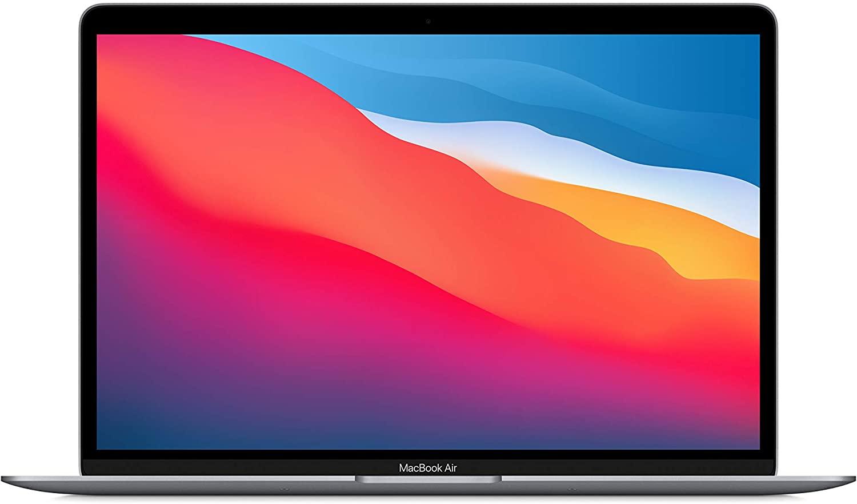 Nuevo Apple MacBook Air con Chip M1 de Apple (de 13 Pulgadas, 8 GB RAM, 512 GB SSD) - Gris Espacial (Ultimo Modelo)