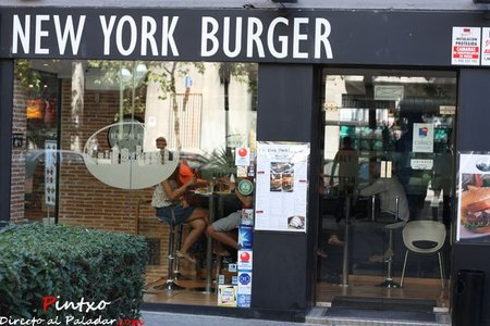 New York Burguer en Madrid