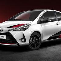 Toyota Yaris GRMN: pequeño pero matón, con motor 1.8 litros y más de 210 CV