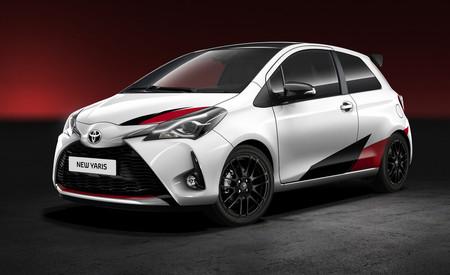 ¡Es hora de romper la hucha! El Toyota Yaris GRMN de 212 CV costará 29.900 euros en España