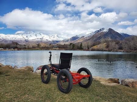 Not A Wheelchair 4