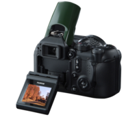 Fujifilm IS-1, compacta infrarroja