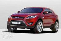 Ford Kuga Coupé, nuevo mix de segmentos