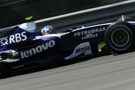 Alex Wurz en carrera