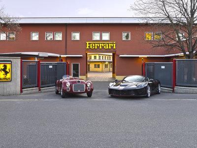 7 modelos icónicos de Ferrari en su 70 Aniversario