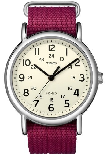 Timex Weekender, un reloj clásico pero asequible para chico y chica