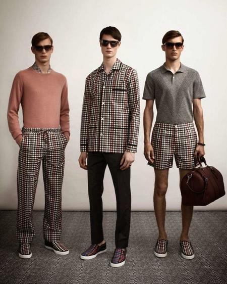 Louis Vuitton se pone retro previo a la primavera en su colección Pre-Spring 2015