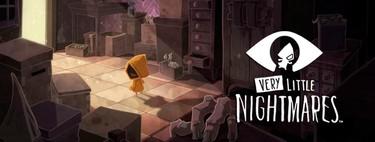 Very Little Nightmares llega a Android: una pequeña obra maestra de puzles y aventuras