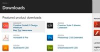 Adobe Creative Suite 5 ya disponible para descarga