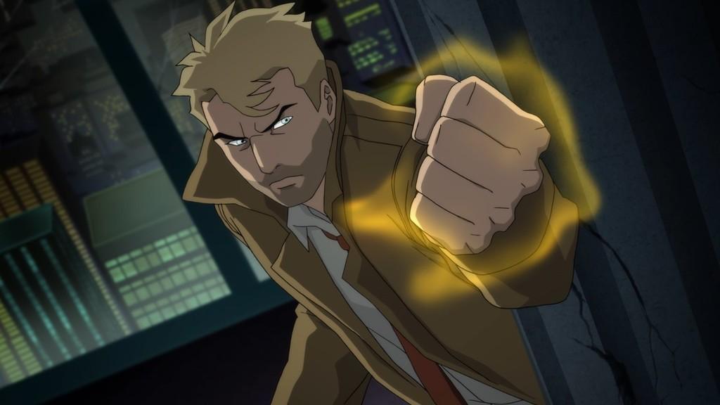 Matt Ryan Constantine La Liga De La Justicia Oscura