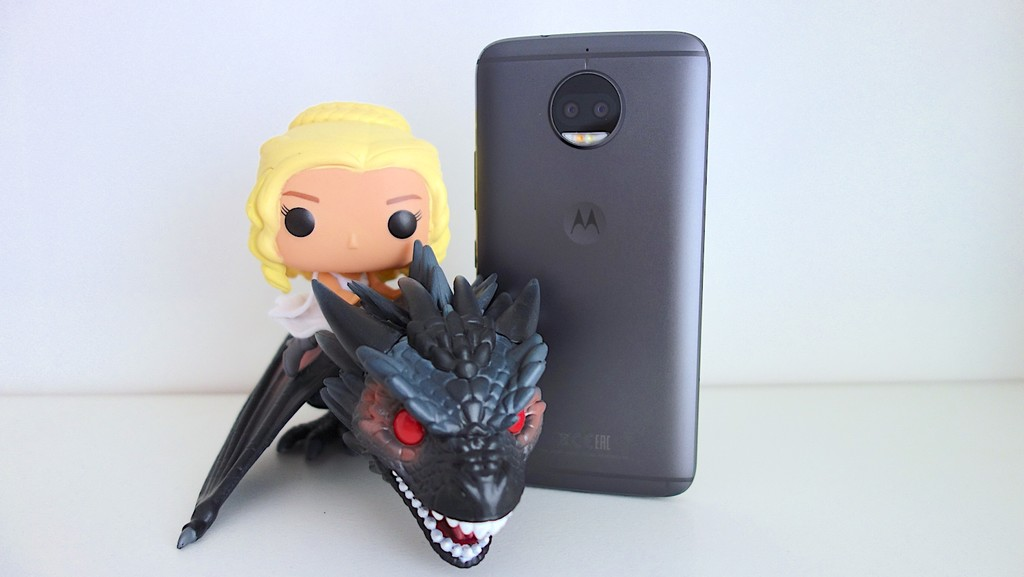 Moto G5s Plus Dragon
