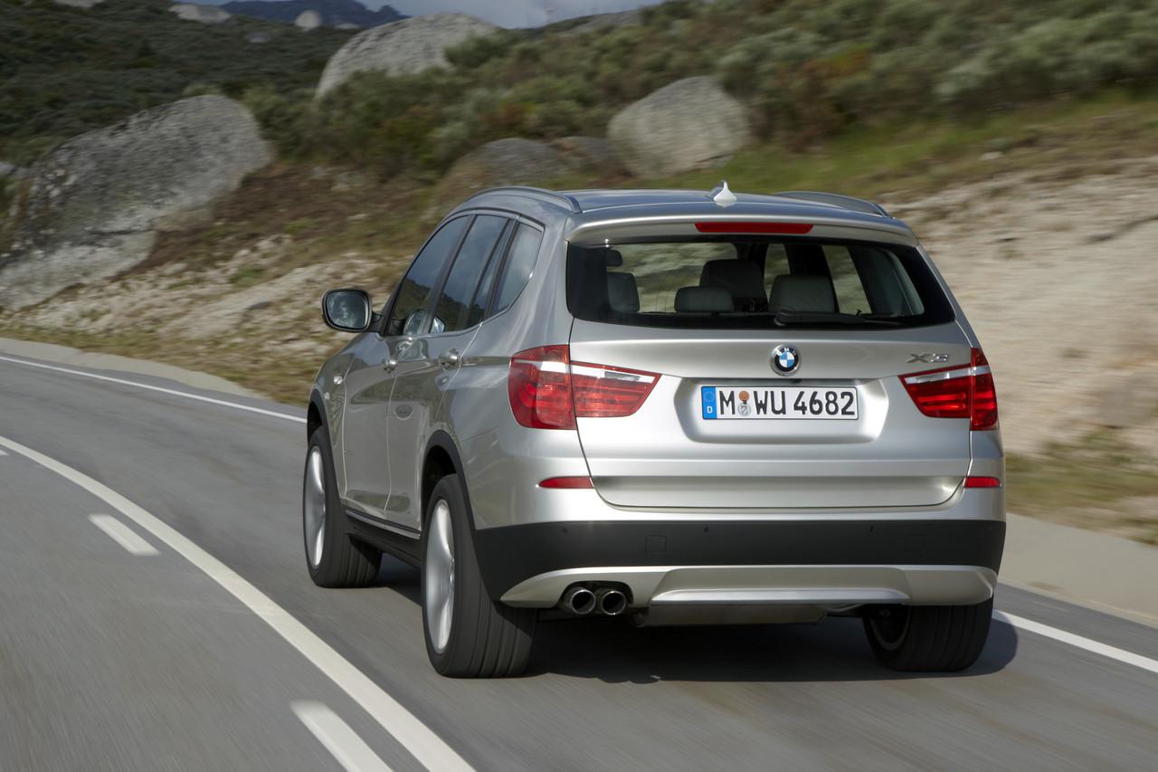 Foto de BMW X3 2011 (46/128)