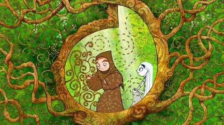 'The Secret of Kells', maravillosa animación tradicional