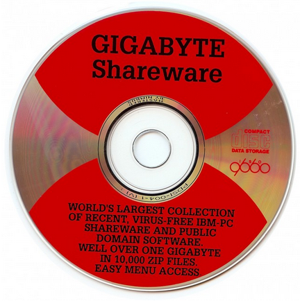 CD shareware