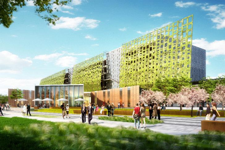 Campus Samsung EEUU