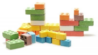 Lego de caramelo
