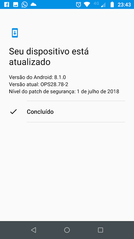 Android 8 1 Moto G5s