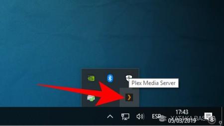 Entra Plex Media Server