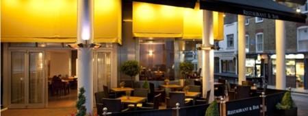 Los cinco peores restaurantes de Londres