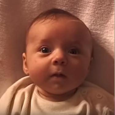 De los 0 a los 20 años en cinco minutos: el bonito time-lapse que nos recuerda lo rápido que crecen los hijos