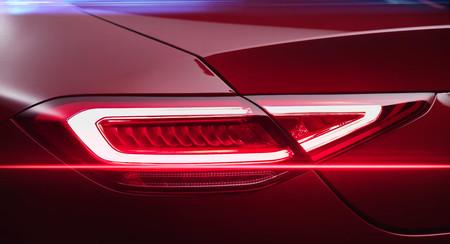 Este teaser del nuevo Mercedes-Benz CLS en video muestra una gran atención al detalle