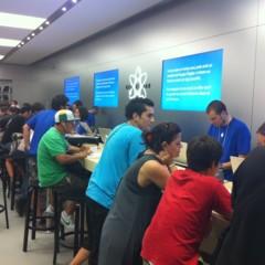 Foto 74 de 93 de la galería inauguracion-apple-store-la-maquinista en Applesfera