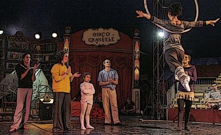 El 'Circo Gran Fele' celebra mañana su jornada de puertas abiertas con clases gratis de circo en Valencia