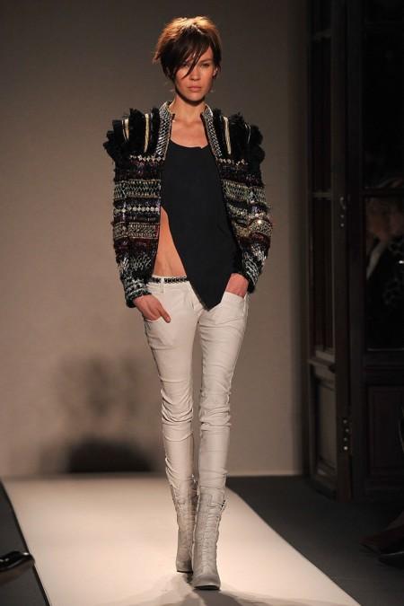 Balmain Aw 2011 Jacket