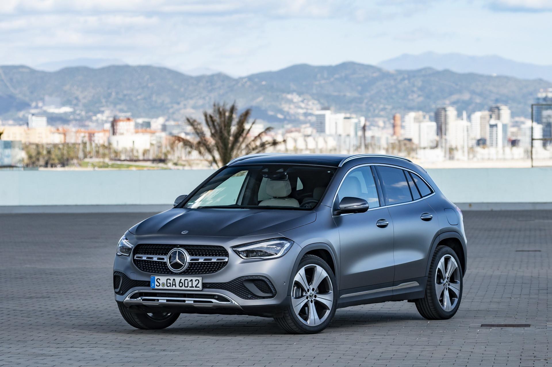 Foto de Mercedes-Benz GLA 2021 (23/103)