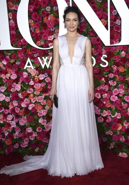 alfombra roja tony awards Katrina Lenk