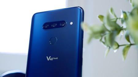 LG V50 ThinQ, este sería el primer smartphone 5G de LG que llegaría al mercado en marzo
