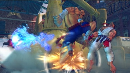 Captivate 08: 'Street Fighter IV' en Wii no sería imposible