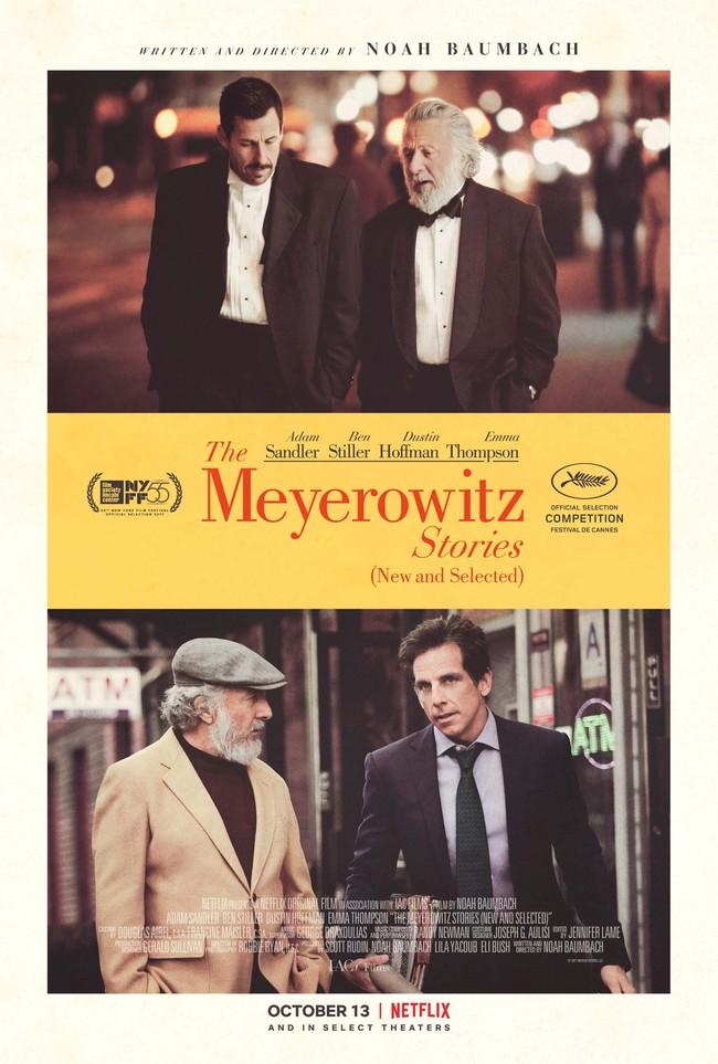 Cartel de The Meyerowitz Stories