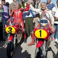 """Giacomo Agostini: """"Ángel Nieto era mi mejor amigo, jamás hubo fricciones entre nosotros"""""""