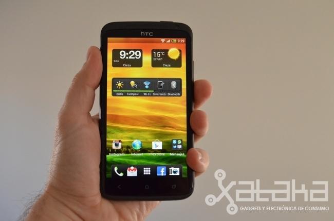 HTC one X análisis en Xataka