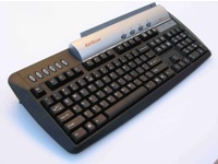 KeyScan KS810, teclado y escáner en uno