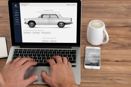 Hay un lugar donde Peugeot es mejor que cualquier otra marca de coches: la página Error 404 de su web