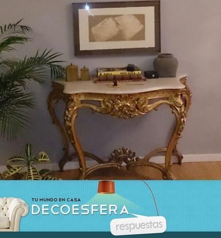 ¿Mezcláis muebles modernos y antigüedades en vuestra decoración? La pregunta de la semana