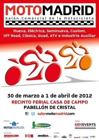 Salón MotoMadrid 2012