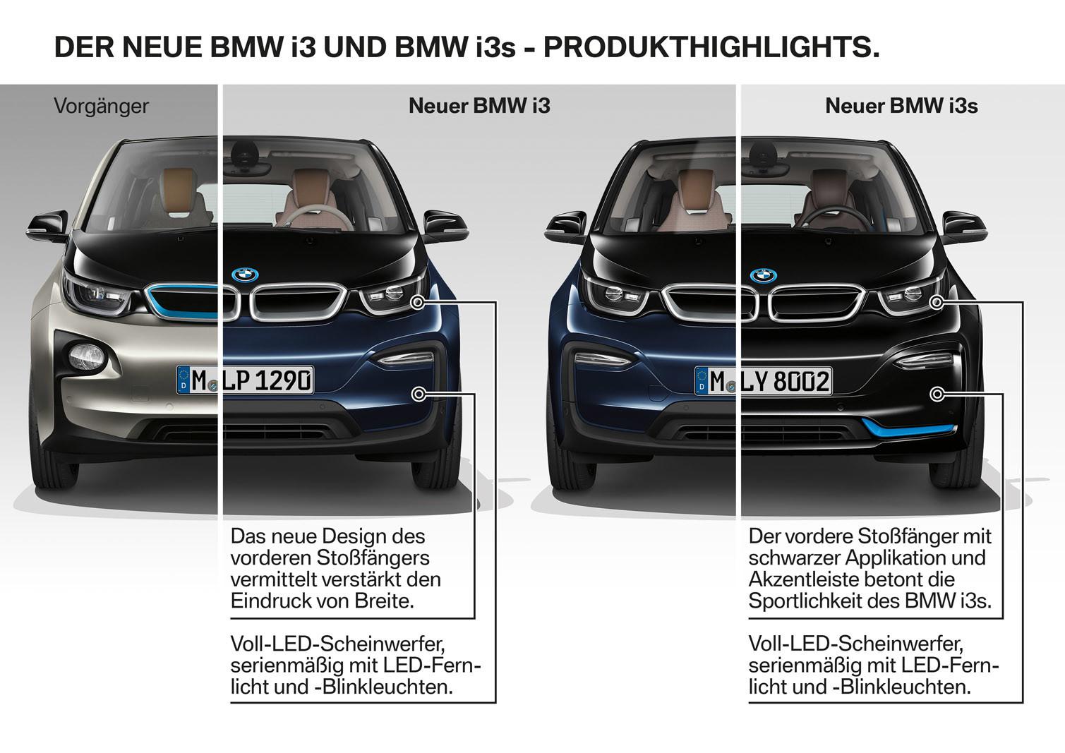 Foto de BMW i3 y i3s 2018 (134/139)